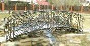 Кованые изделия из металла (перила)