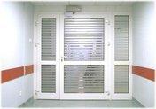 Офисные двери Rehau