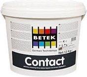 Полимер-модифизированное интерьерное грунтовое покрытие Betek Contact