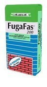FugaFas 200 смесь для затирки швов на фасадах (ширина шва 6-20 мм) Mətanət A
