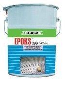 Epoks 200 White клеевая смесь для затирки швов на эпоксидной основе Mətanət A (белая)