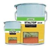 Staltop EX-50 Отвердитель поверхности на эпоксидной основе, двухкомпонентный, без растворителя Mətanət A