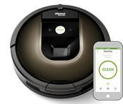 Robot -tozsoran iRobot Roomba 980