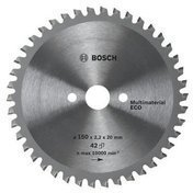 Пильный диск Bosch Multi ECO 305