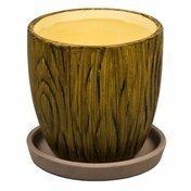 Keramika gül dibçəyi