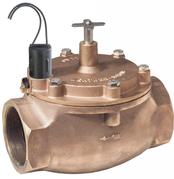 Klapan Weathermatic Bronze Bullet 8200 Series 24 VAC 1¼