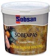 Фасадная шпатлевка Sobsan Sobexpas