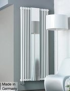 Polad panel radiator Zehnder charleston mirror
