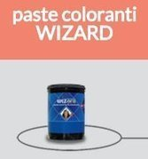 Pasta ard-raccanello  paste coloranti WIZARD 0.953