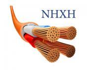 Halogensiz kabellər NHXH