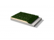 Süni (sintetik) qazon Shockpad TerraGrass