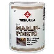 Rəngi qovulması üçün Tikkurila Maalin-Poisto