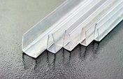 Qapayıcı polikarbonat profil