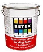Двухкомпонентный полиуретановый лак-заполнитель Betek S.P.U Sanding Sealer 1.Component