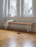 Стальной трубчатый радиатор Zehnder bank-radiator