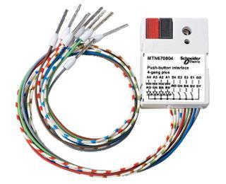 KNX sensorlar MTN670804 #1