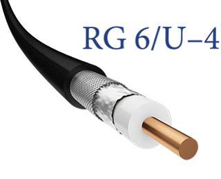 U–4, RG 6 kabellər #1