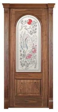 Александрийские межкомнатные двери коллекция Александрия серия Мадрид