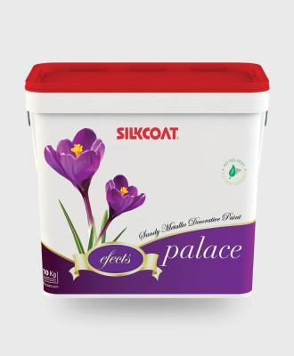 Интерьерная декоративная краска Silkcoat Palace