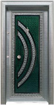 Стальная дверь Boyut Klasik