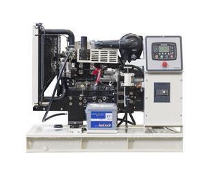 Dizel generatoru Teksan TJ9PE5A