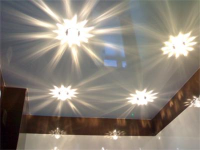 Навесные потолки для ванной комнаты MİRKO