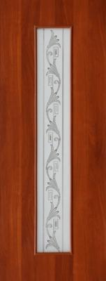 Ламинированные межкомнатные двери Тиффани-4