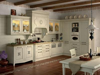 Кухонная мебель Luxen wood