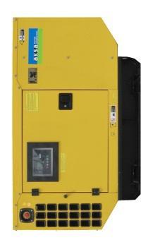 Dizel Generatorlari Aksa Power Generation APD 16 A