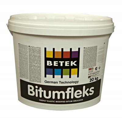 Битумная эмульсия для гидроизоляции Betek Bitumfleks
