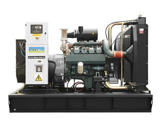 Dizel generatoru AKSA AD 825
