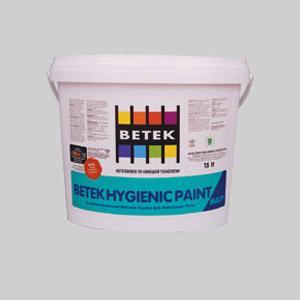 Противогрибковая матовая краска для внутренних работ Betek Hygienic Paint-Matt