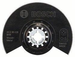 Пильный диск Bosch BIM Wood and Metal