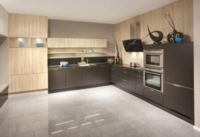 Кухонные мебельные гарнитуры Nobilia Pia 506 Speed 262