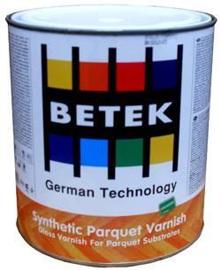 Паркетный лак для дерева на синтетической основе Betek Synthetic Parquet Varnish