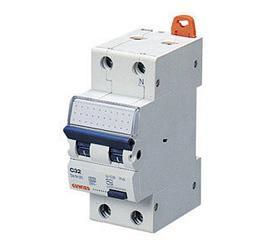 Автомат дифференциальный Gewiss 1P+N C10 6KA AC/0.03 2M