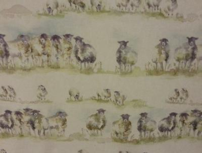 Ткань Voyage Maison Comeby Linen
