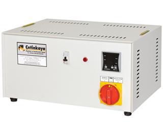 Однофазный электронный стабилизатор Cetinkaya 3189