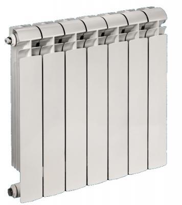 Tökmə Alüminium radiatorları Global Iseo
