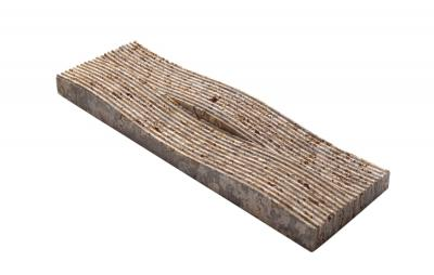 Mozaika Fimart stone Wavy Mystic Travertine #1