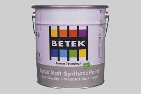 Boya Betek Matt Synthetic Paint