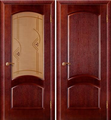 Межкомнатная шпонированная дверь Зодчий Классика