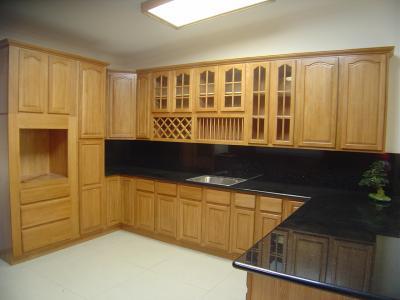 Кухонная мебель Decoluxe дерево
