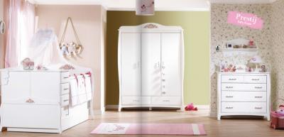 Мебель для детской комнаты Meltem Prestij