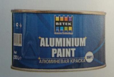 Boya Betek Aluminium Paint