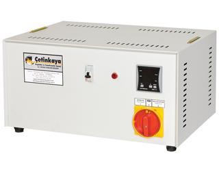 Tək fazalı elektron stabilizator Cetinkaya 2107